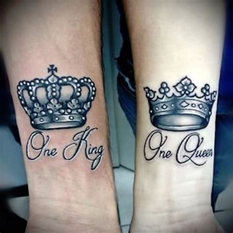 imagenes de tatuajes de king y queen 17 mejores ideas sobre king queen tattoo en pinterest