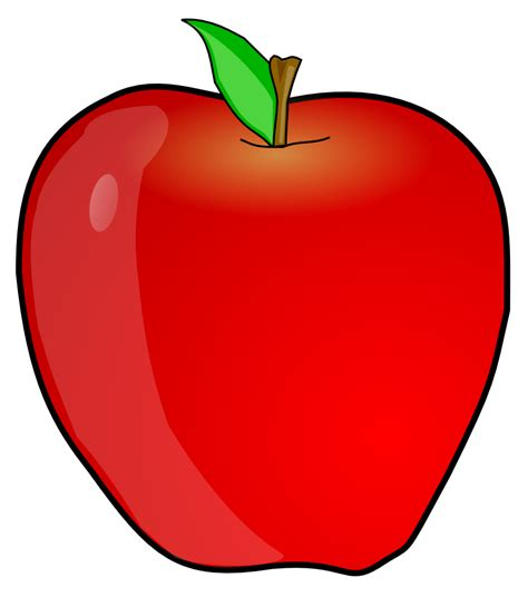 apple clipart diy pencil holder teachers gift back to school clip