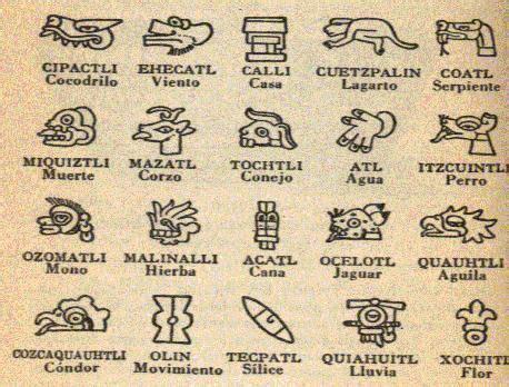 imagenes aztecas y su significado significado de dibujos aztecas sobre esta cultura