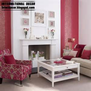 Red And White Living Room Curtains » Home Design 2017