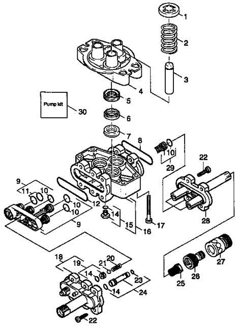 craftsman pressure washer parts diagram 301 moved permanently