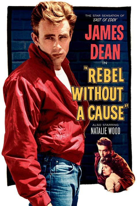 The Rebel With A Cause by Rebel Without A Cause Img Artists