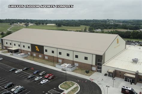 Missouri Western State Mba Admissions by Missouri Western Athletics Griffon Indoor Sports Complex