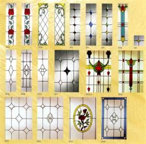 Pictures of Decorative Glass Windows
