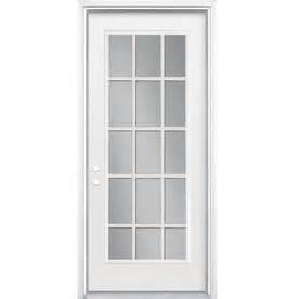 French Doors Exterior Outswing Lowes