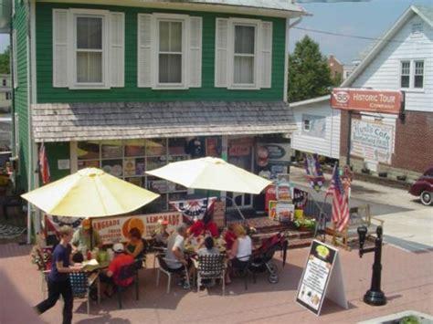 hunt s battlefield fries cafe gettysburg restaurant