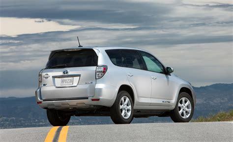 Toyota Rav4 Ev 2014 Car And Driver