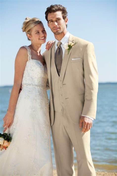 linen wedding suit rental groom and groomsmen attire for summer or destination