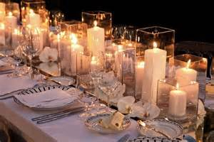 Blowingly romantic wedding ideas with candles deer pearl flowers