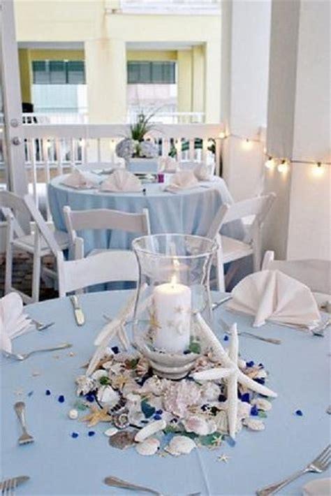 Strand Hochzeit Dekoration by Strand Hochzeit Strand Hochzeits Dekoration Mit Kerzen
