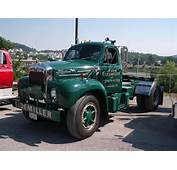 Quarryside Classics Mack R Series – Rock Solid Since 1966