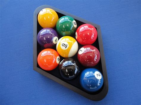How To Rack 9 Pool by Scratched Billiards Rack