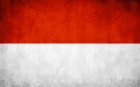 Indonesian Indonesia Flag