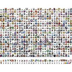 All Pokemon Sprites