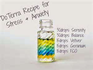 Doterra Oils For Anxiety Images