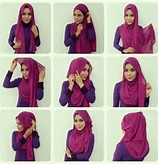 Casual Hijab Style Tutorial