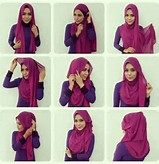 Casual Hijab Tutorial