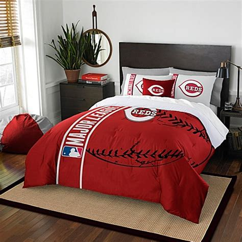 cincinnati reds bedroom mlb cincinnati reds bedding bed bath beyond
