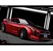 Car Blog Nissan GTR
