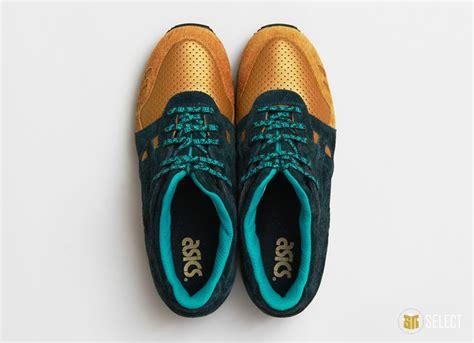 Cncpts X Asics Gel Lyte Iii Three Lies sneaker news select concepts x asics gel lyte iii quot three