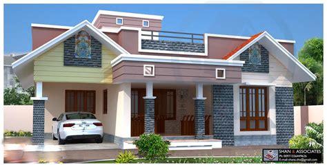 square feet single floor  bedroom kerala style home