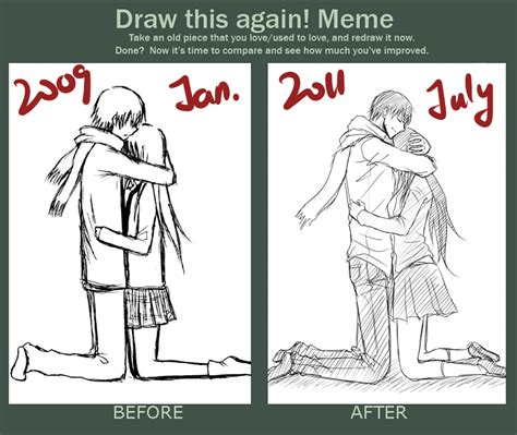 Draw This Again Meme - draw it again meme by minghii on deviantart