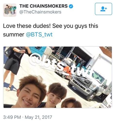 bts chainsmokers bts and chainsmokers jungkook fanbase amino
