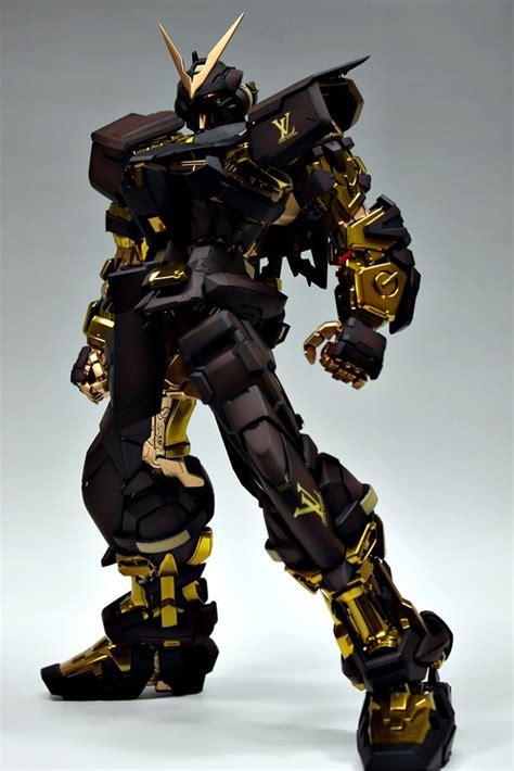 Mg Astray Frame Gundam Arf 1 100 Daban Model Master Grade Lowe 1 gundam astray lv louis vuitton ver