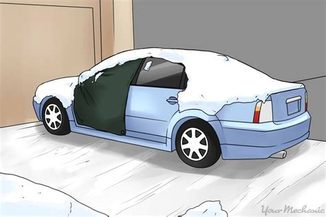 how to prevent car doors from freezing shut yourmechanic