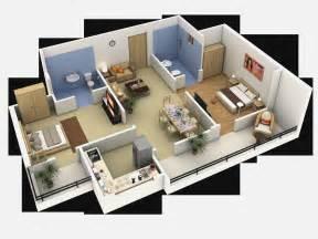 Interior Design Ideas For 3 Bedroom Apartments 3 Bedroom House Interior Design Bedroom Design