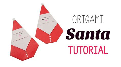 easy origami santa 245 best origami images on