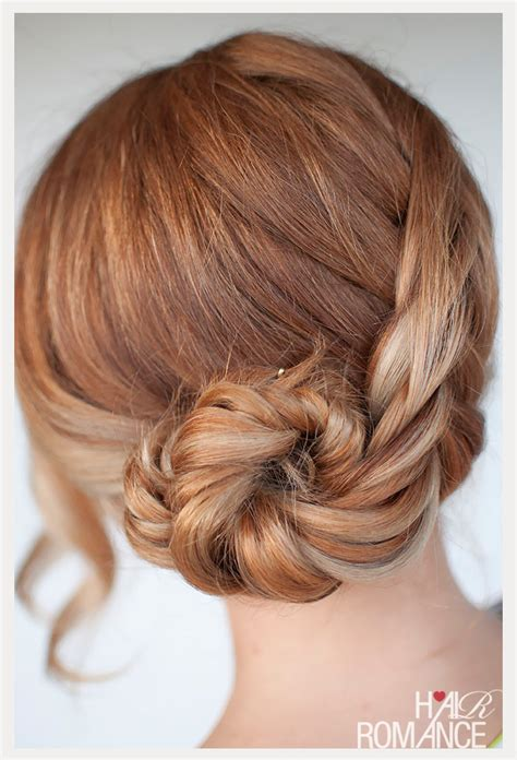 Wedding Hairstyles Updo Tutorial by 8 Awesome And Easy Updo Tutorials From Hair