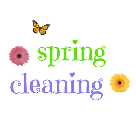 what is spring cleaning spring into action with empower empowersbc