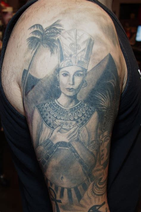 Tattoo Egyptian Queen | egyptian tattoos designs ideas and meaning tattoos for you