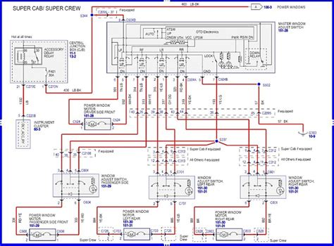8 best images of 2007 f150 wiring diagram 2007 ford f