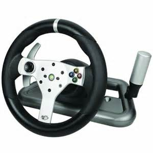 Wireless Steering Wheel For Xbox One Xbox 360 Wireless Forcefeedback Racing Wheel