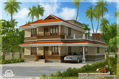 kerala model home plan in 2170 sq kerala home