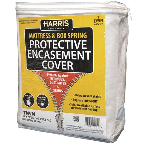 Bed Bug Mattress And Box Encasements by Bed Bug Mattress Cover Mattress Encasements Pf Harris