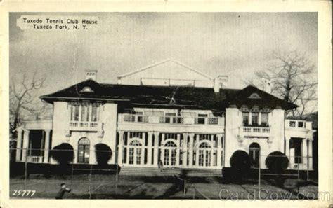 tuxedo house tuxedo tennis club house tuxedo park ny