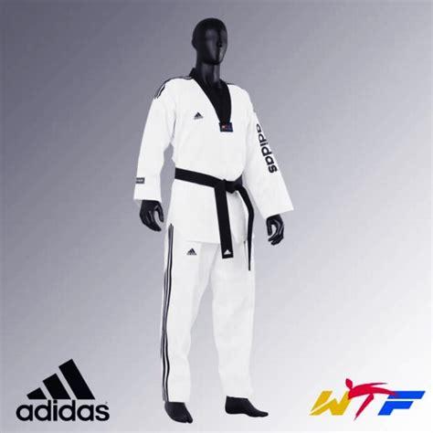 Dobok Adidas Fighter New Iii adidas master ii 3 stripe aditsm01