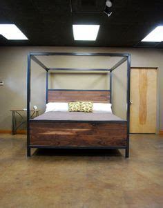 Custom Metal Bed Frames 1000 Images About Heavy Metal On Yard Metals And Log Holder