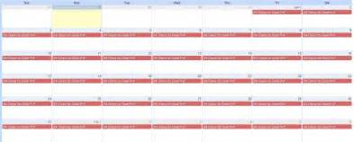 how to create a 12 week weight loss countdown calendar to