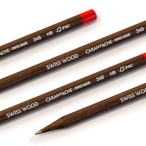 best pencil for woodworking caran d ache swiss wood 348 pencil
