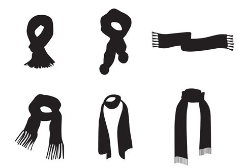clipart vectors scarf free vector 2378 free downloads