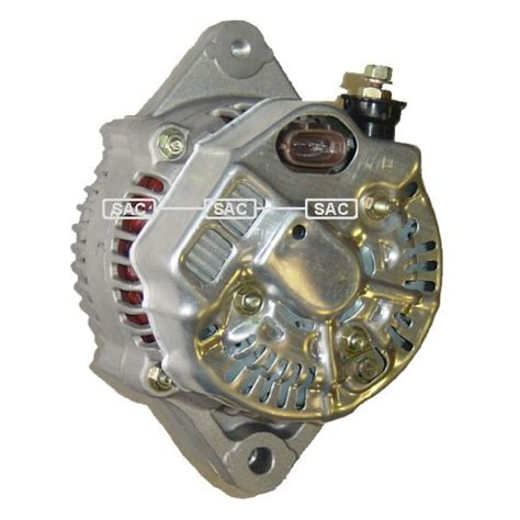 Suzuki Alternator Suzuki 1 3i Alternator Sg 2005 Reman A2270r