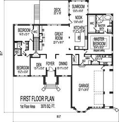 3 bedroom house plans one story contemporary designs and layouts of 3 bedroom house floor