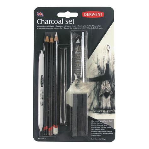 harga sketchbook derwent derwent charcoal set ken bromley supplies