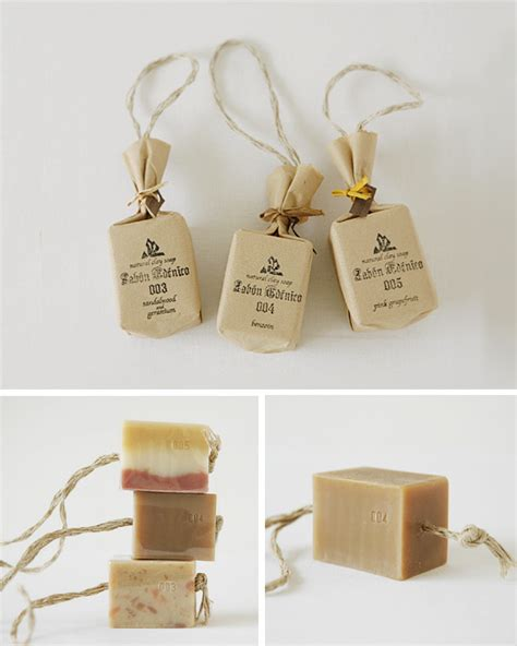 How To Package Handmade Soap - soap bars on hemp strings bloomize