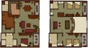 disneyland hotel 1 bedroom suite floor plan the villas at disney s grand californian hotel spa dvc