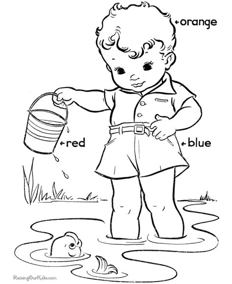 coloring book for learning colors coloring pages learn colors coloring pages learning